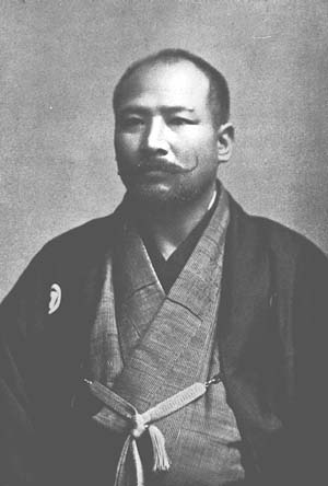 Sakujiro Yokoyama 7th Dan, Director of the Kodokan